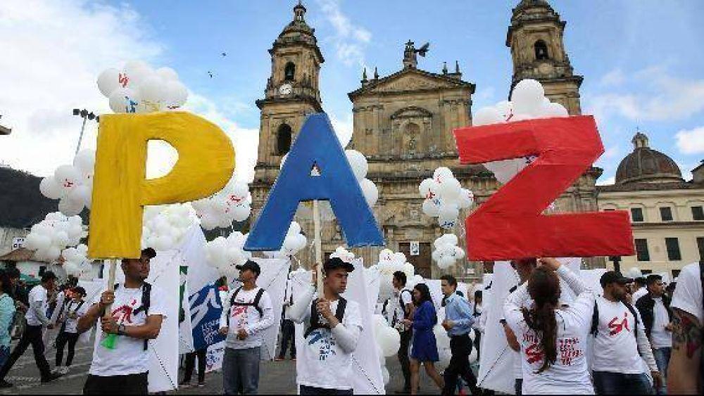 El Papa en Colombia para salvar la frágil paz