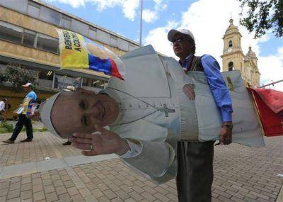 El Papa viaja a Colombia para dar un impulso decisivo a la reconciliación