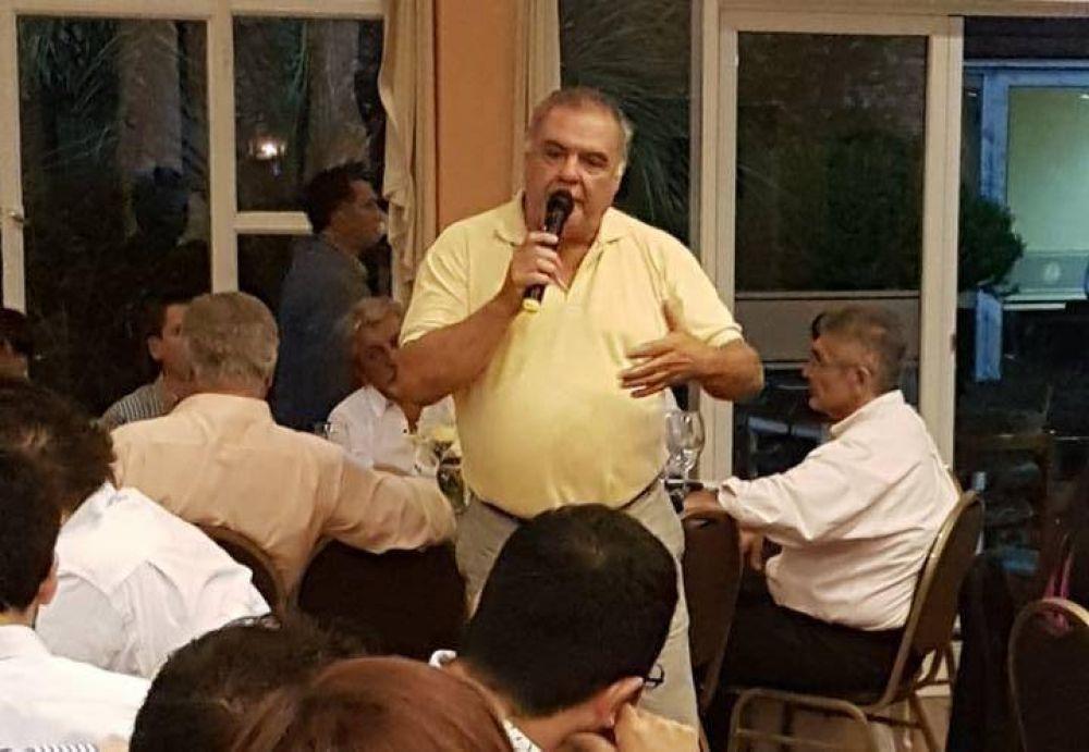 """Polémicas declaraciones del primer vicegobernador de Adolfo Rodríguez Saá: """"El PJ desapareció"""""""