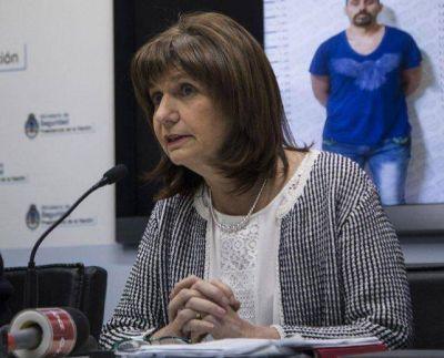 Algunos funcionarios de Cornejo pidieron la renuncia de Patricia Bullrich