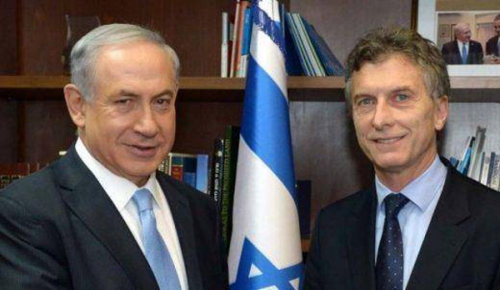 Ultimos detalles para el comienzo de la visita de Netanyahu a la Argentina