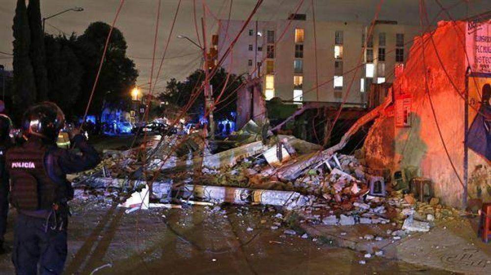 Terremoto en México: al menos 15 muertos en el mayor sismo de los últimos 100 años