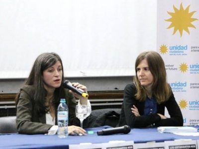 """Vallejos y Raverta convocaron a """"ponerle un freno al ajuste de Macri, Vidal y Arroyo"""""""