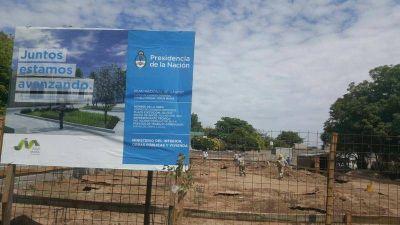 Parque Palermo: tras las demoras, las obras de Nación inician el lunes
