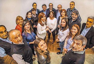Los candidatos de CFK se someten a su propio coaching de campaña