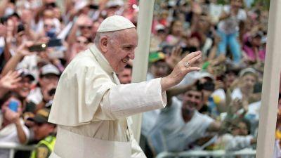 En Medellín, más de un millón de personas en la misa del Papa