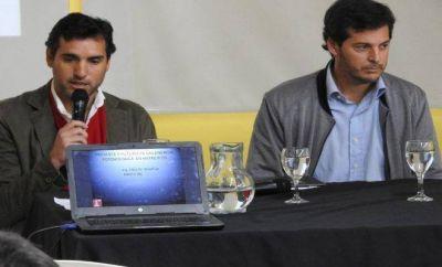 La provincia promueve las energías renovables para los arroceros de San Salvador