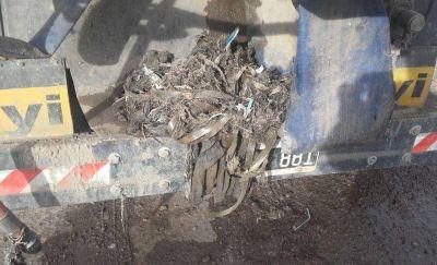 La Cooperativa inspeccionará a industrias por los residuos que provocan desbordes cloacales