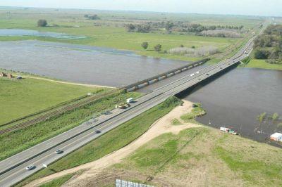 Invertirán u$s 1.100 millones para terminar la obra de la cuenca del Río Salado