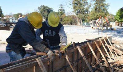 Realizan ambicioso plan de obras en Pilar