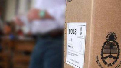 Elecciones provinciales: hoy concluirá la inscripción de las listas de las fuerzas políticas