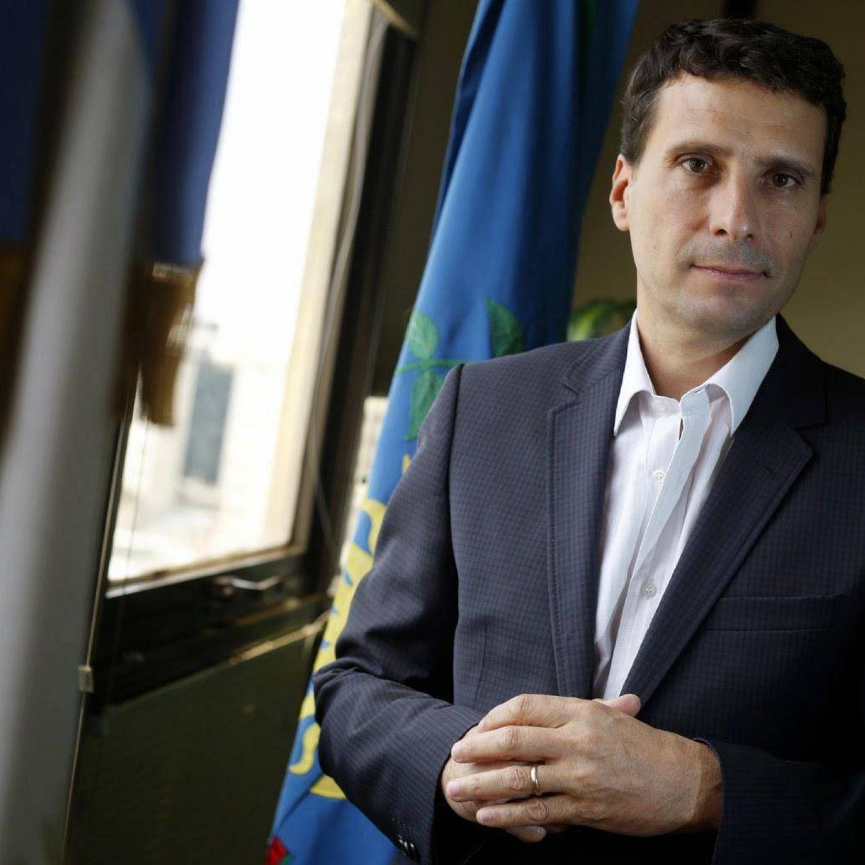 Franco La Porta quedó a cargo de la Administración General de Puertos