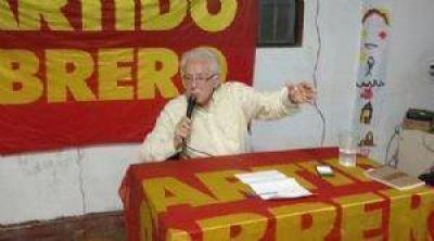 Con Altamira, el FIT relanzó su campaña