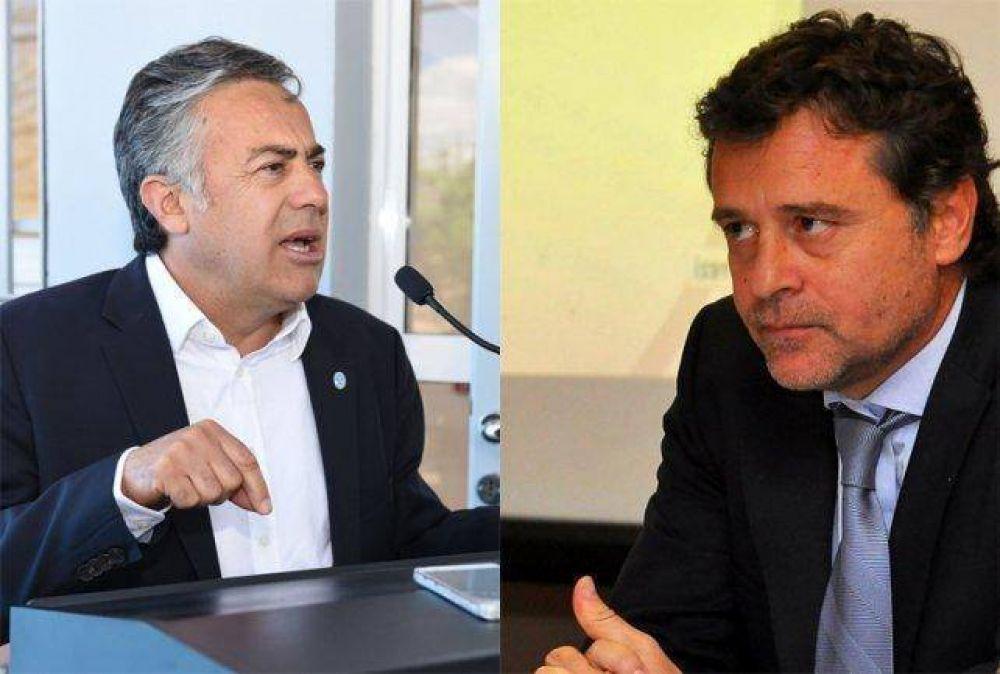 Cornejo vs. Palermo: las claves de una pelea política