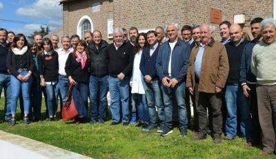 Referentes de Unidad Ciudadana de la Sexta se reunieron en Pigüé