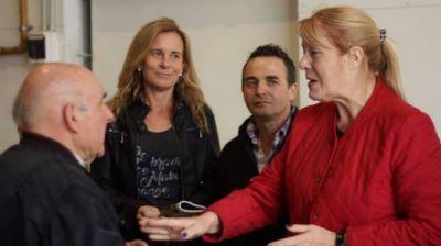 """Stolbizer visitó Saladillo: """"Se puede gobernar con compromiso social y honestidad"""""""