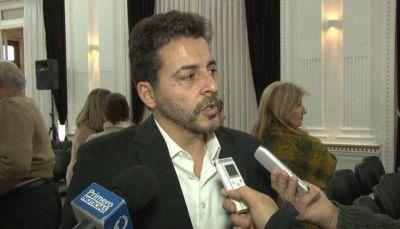 Novo renunció a la Secretaría de Servicios Públicos