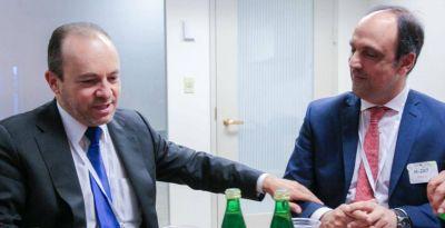 José Corral cerró acuerdos con el BID