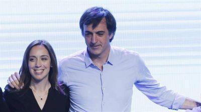María Eugenia Vidal apuesta al interior para ganar las elecciones legislativas