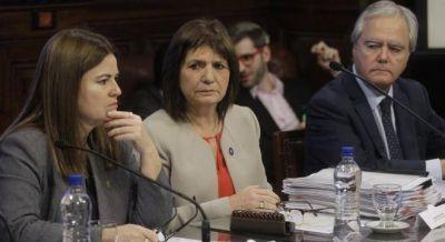Burllich no quiso volver al Congreso a hablar del caso Maldonado