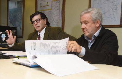 El Gobierno salió a mostrar que envió la documentación de los Daneses y del Acueducto II