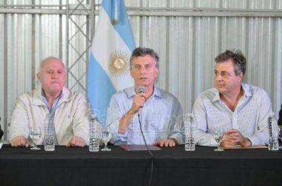 Macri llegará mañana a Rafaela