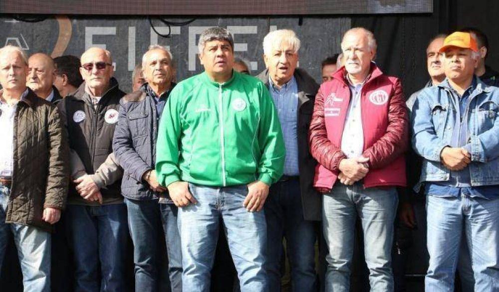 """Pablo Moyano: """"Quieren sindicatos débiles y entregados al Gobierno"""""""