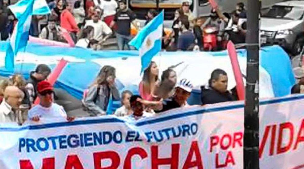 Multitudinaria marcha dirá a gobernantes que Argentina es un pueblo provida