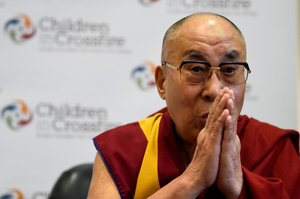 El Dalai Lama pidió a Birmania una solución a la crisis de los rohinyás