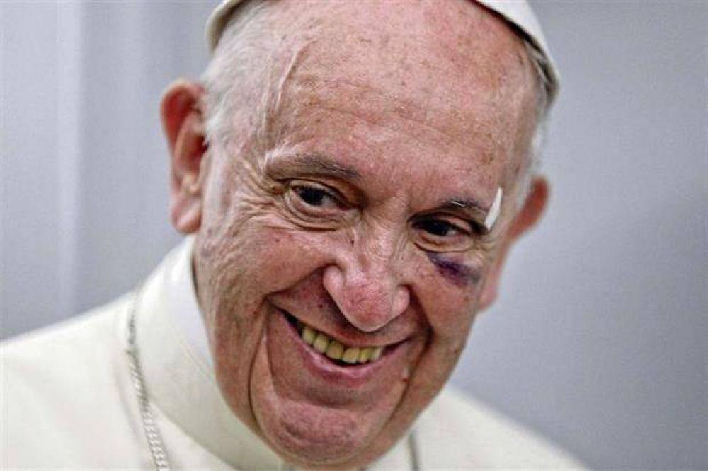 Francisco pide que la ONU intervenga en la crisis humanitaria de Venezuela