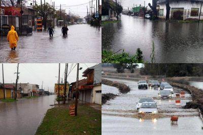 Las iglesias evangélicas se solidarizan con los inundados