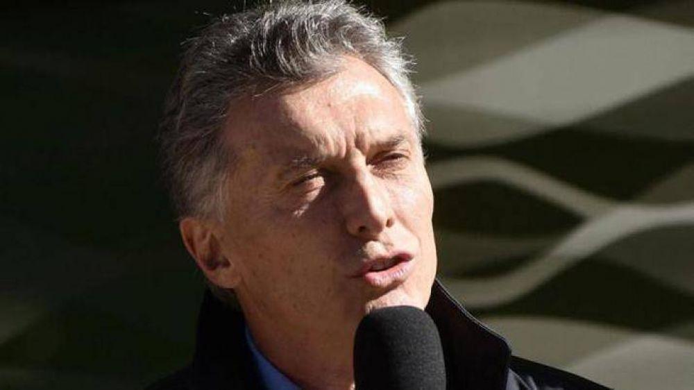 Mauricio Macri visitará también una obra en Quimilí con la Gobernadora