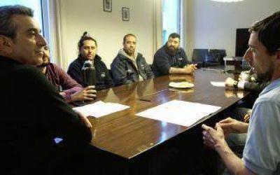 Randazzo se reunió con empleados despedidos de Pepsico