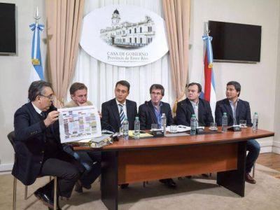Coparticipación: Entre Ríos defenderá sus intereses