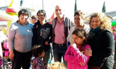 Candidatos Eseverristas recorren la ciudad y las localidades
