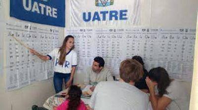 El RENATRE y la UATRE juntos en actos de egresados de los Centros de Alfabetización de San Juan y Mendoza