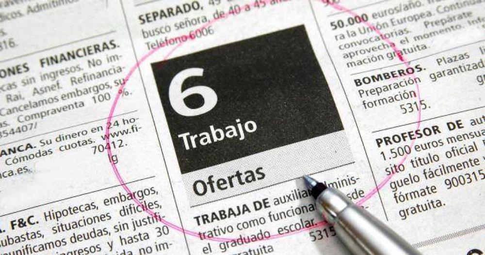 Se mantiene estable la intención de los empresarios de contratar empleados