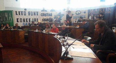 Cruces en el Concejo Deliberante por el caso Santiago Maldonado
