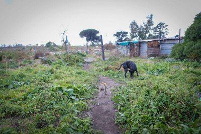 Avanzan en la firma del convenio para la urbanización de Villa Evita