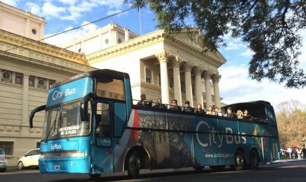 La Plata le agrega ruedas al turismo, uno de sus grandes déficits
