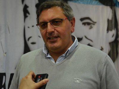 """Walter Abarca: """"La provincia necesita discutir un plan hídrico"""""""