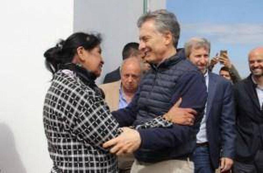 Macri retomó la campaña y se centra en los distritos en los que perdió Cambiemos