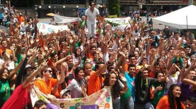 Miles celebrarán Día de la Juventud en Costa Rica con miras a JMJ Panamá 2019