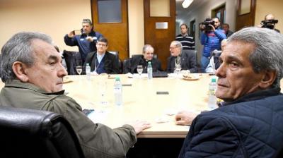 La Iglesia se reúne con la CGT para analizar la situación del país