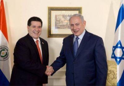 Netanyahu se reunió con el presidente de Paraguay en Buenos Aires