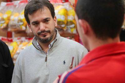 """Sebastián Galmarini: """"Con La Cámpora no voy ni a la esquina"""""""