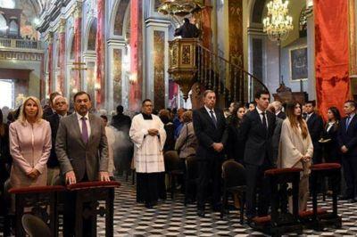 """Urtubey: """"La fe es algo que moviliza a todo el norte argentino"""""""