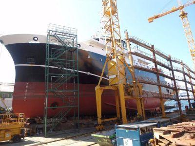 El nuevo buque de investigación del Inidep será bautizado este viernes en España