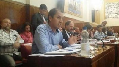 Balut Tarifa Arenas se sumará al Frente para la Victoria