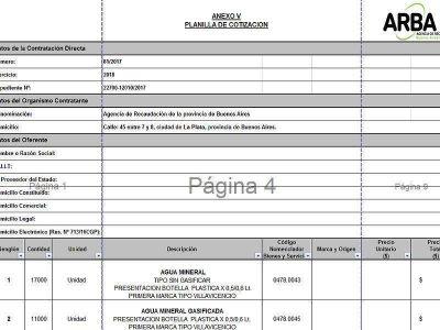 Envuelto en denuncias por nepotismo y oficinas derruidas, Fossati gastará 800 mil en cafetería